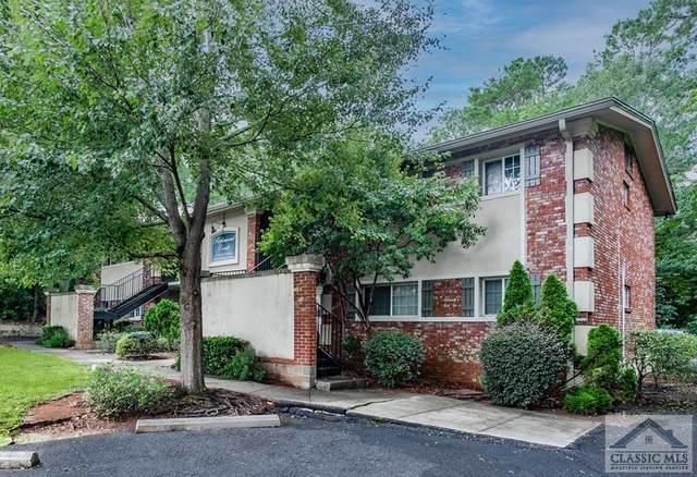 2018 Milledge Avenue S #5, Athens, GA 30606 (MLS #982700) :: Signature Real Estate of Athens