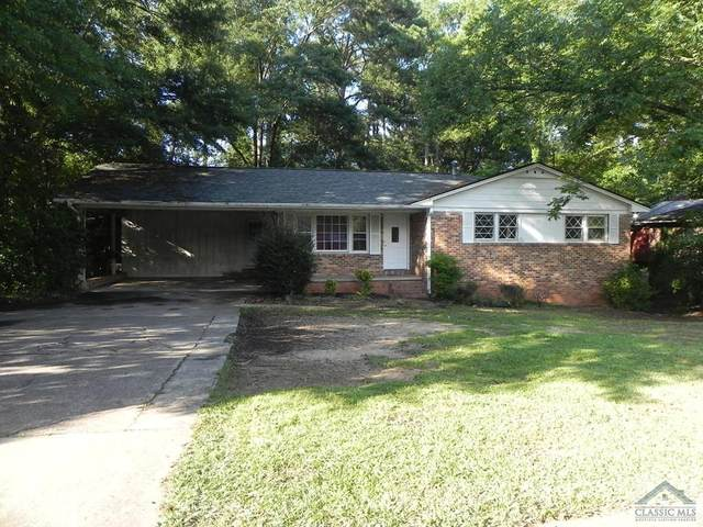 1055 College Station Road, Athens, GA 30605 (MLS #982720) :: Signature Real Estate of Athens