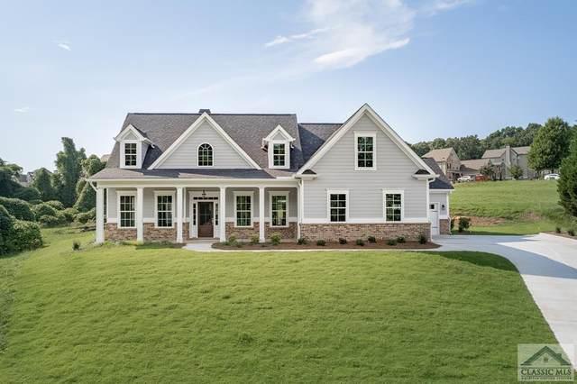 3984 Meadowland Drive, Jefferson, GA 30549 (MLS #982727) :: Signature Real Estate of Athens