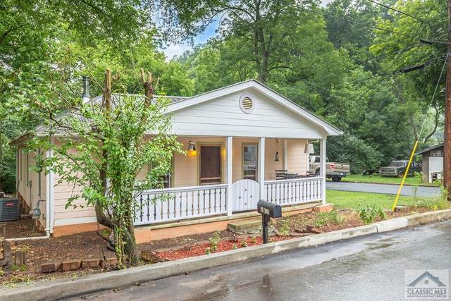 1021 Waddell Street, Athens, GA 30606 (MLS #982745) :: Signature Real Estate of Athens