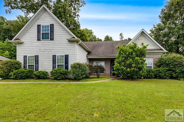 449 Red Tail Road, Jefferson, GA 30549 (MLS #982764) :: Signature Real Estate of Athens