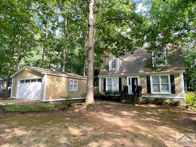 265 Shadow Moss Drive, Athens, GA 30605 (MLS #982770) :: Signature Real Estate of Athens