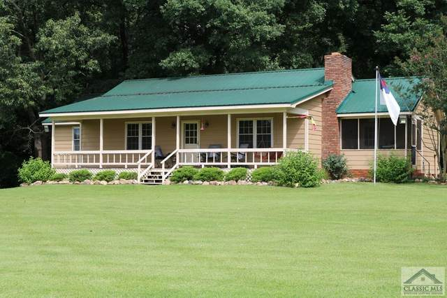 1772 Hunt Road, Danielsville, GA 30633 (MLS #982771) :: Team Cozart