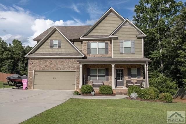 771 Kimberly Circle, Hull, GA 30646 (MLS #982772) :: Signature Real Estate of Athens