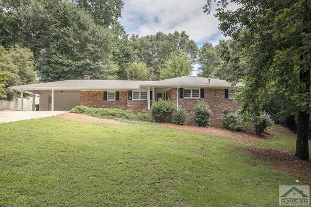 181 Colonial Drive, Athens, GA 30606 (MLS #982773) :: Signature Real Estate of Athens
