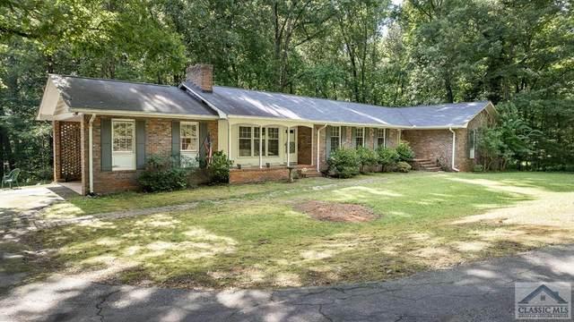 140 Featherwood Hollow Court, Athens, GA 30607 (MLS #982774) :: Todd Lemoine Team