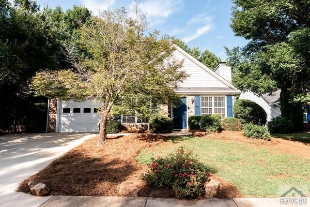 142 Tall Pine Lane, Athens, GA 30605 (MLS #982780) :: Signature Real Estate of Athens