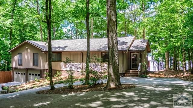 1290 Apalachee Woods Trail, Buckhead, GA 30625 (MLS #982804) :: Signature Real Estate of Athens