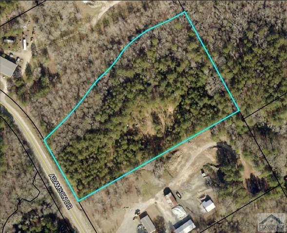 840 Adamson Drive, Monroe, GA 30655 (MLS #982808) :: Signature Real Estate of Athens