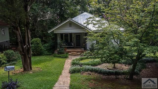 210 Hillside, Athens, GA 30601 (MLS #982824) :: Signature Real Estate of Athens