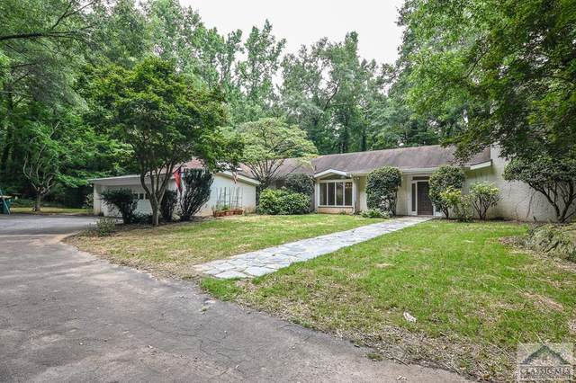 250 Riverview Road, Athens, GA 30606 (MLS #982827) :: Signature Real Estate of Athens