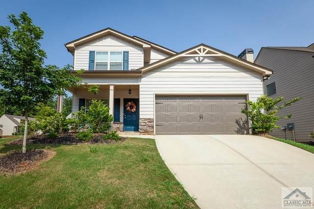 468 Park West Blvd, Athens, GA 30606 (MLS #982829) :: Signature Real Estate of Athens