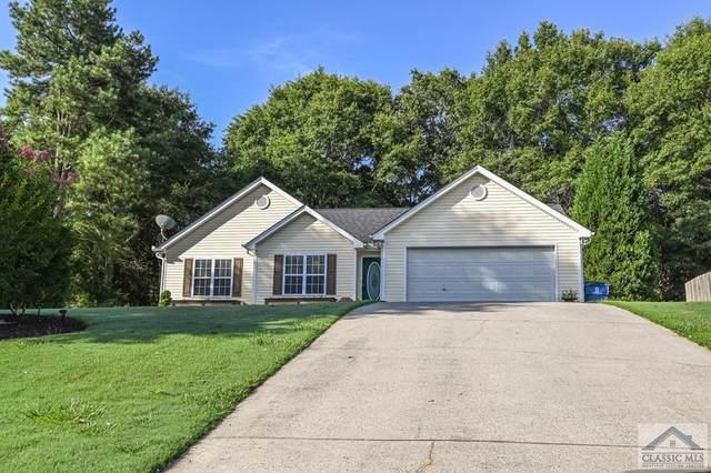 353 Glenmoor Place, Winder, GA 30680 (MLS #982833) :: Todd Lemoine Team