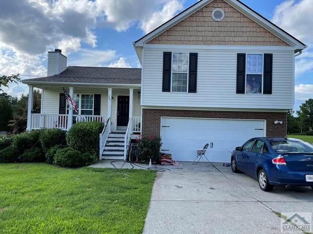 201 Lucas Way, Statham, GA 30666 (MLS #982842) :: Signature Real Estate of Athens