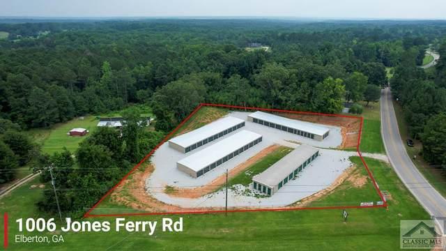 1006 Jones Ferry Road, Elberton, GA 30635 (MLS #982843) :: Signature Real Estate of Athens