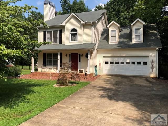 130 Wendy Lane, Athens, GA 30605 (MLS #982844) :: Team Reign