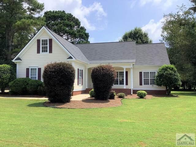 241 Whisperwood Lane, Athens, GA 30605 (MLS #982872) :: Athens Georgia Homes