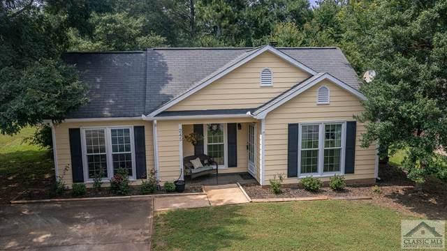 245 Greenwood Lane, Athens, GA 30605 (MLS #982875) :: Team Cozart