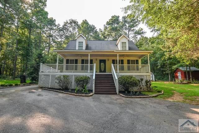 274 Maple Ridge Place, Colbert, GA 30628 (MLS #982902) :: Signature Real Estate of Athens