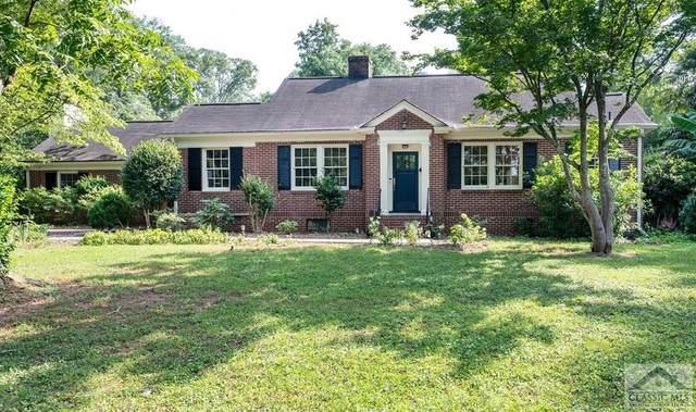 285 Hodgson Drive, Athens, GA 30606 (MLS #982937) :: EXIT Realty Lake Country