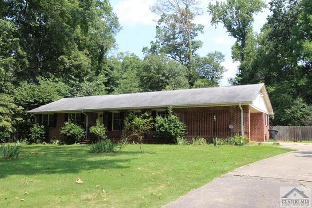 165 Hunnicutt Drive, Athens, GA 30606 (MLS #982979) :: Keller Williams