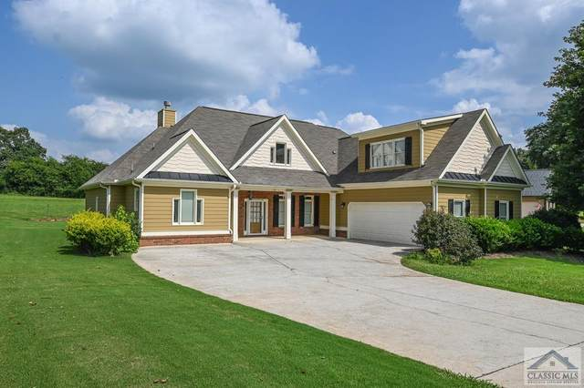 112 Ridge Mill Lane, Commerce, GA 30529 (MLS #983050) :: Signature Real Estate of Athens