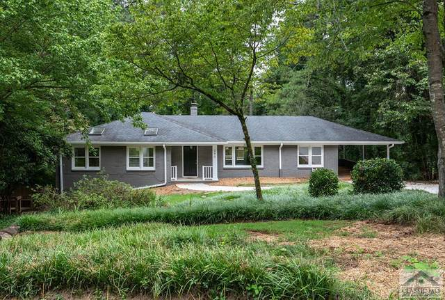 290 Fortson Drive, Athens, GA 30606 (MLS #983221) :: Keller Williams