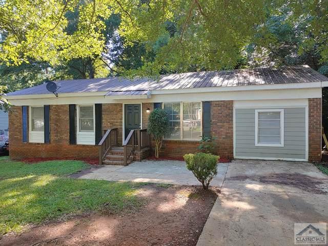 120 Wright Circle, Athens, GA 30601 (MLS #983226) :: Team Cozart