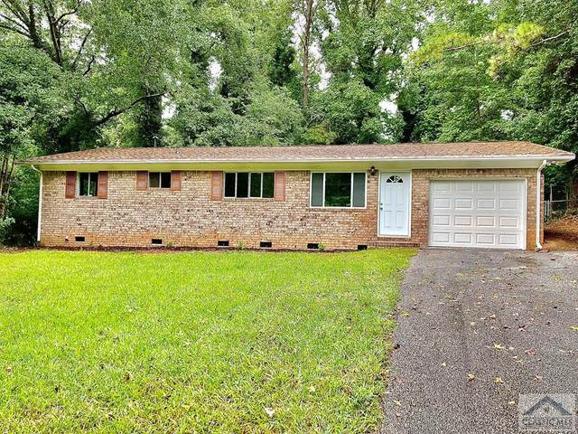 192 Lillian Drive, Athens, GA 30606 (MLS #983357) :: Signature Real Estate of Athens
