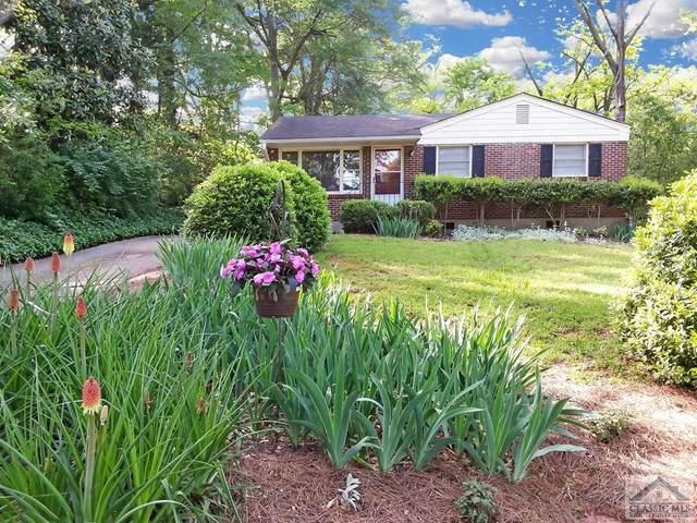 350 Pine Needle Road, Athens, GA 30606 (MLS #983359) :: EXIT Realty Lake Country