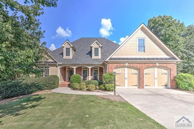 573 Richmond Place, Loganville, GA 30052 (MLS #983382) :: Signature Real Estate of Athens