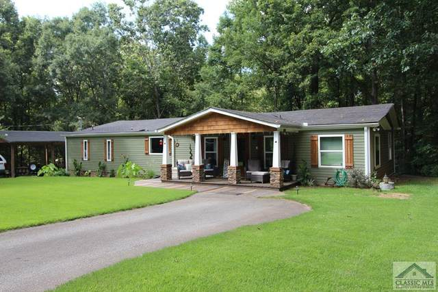104 Rocky Branch Hollow Road, Nicholson, GA 30565 (MLS #983391) :: Signature Real Estate of Athens