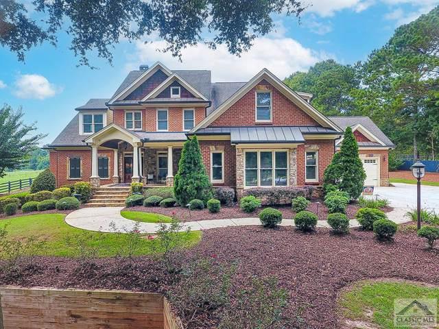 1170 Choyce Johnson Road, Statham, GA 30666 (MLS #983472) :: Signature Real Estate of Athens