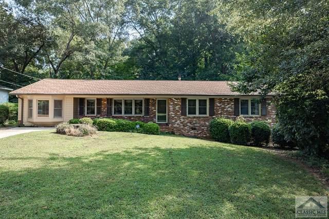 540 Greencrest Drive, Athens, GA 30605 (MLS #983553) :: Signature Real Estate of Athens