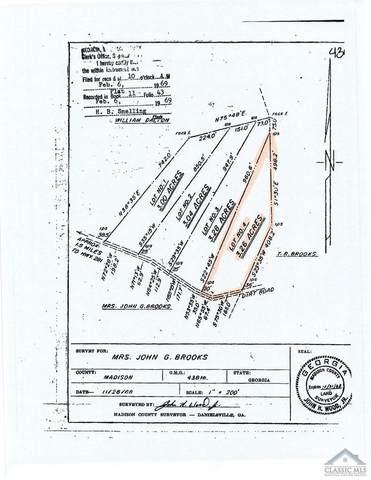 0 Davids Home Church Road, Comer, GA 30629 (MLS #983554) :: Keller Williams