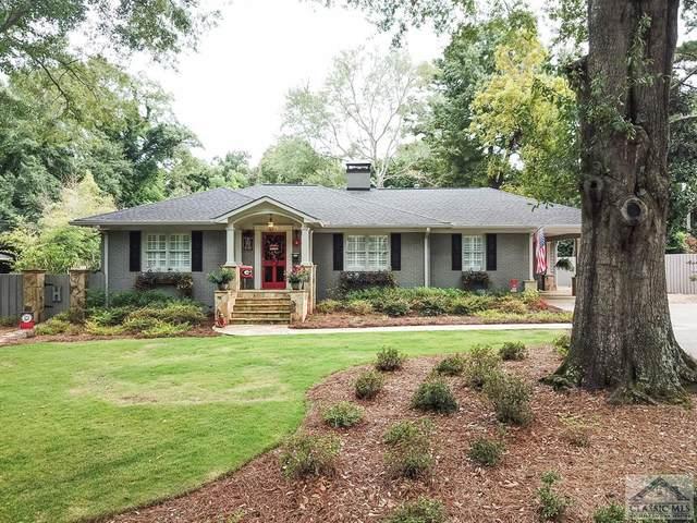 130 Pinecrest Court, Athens, GA 30606 (MLS #983557) :: Keller Williams