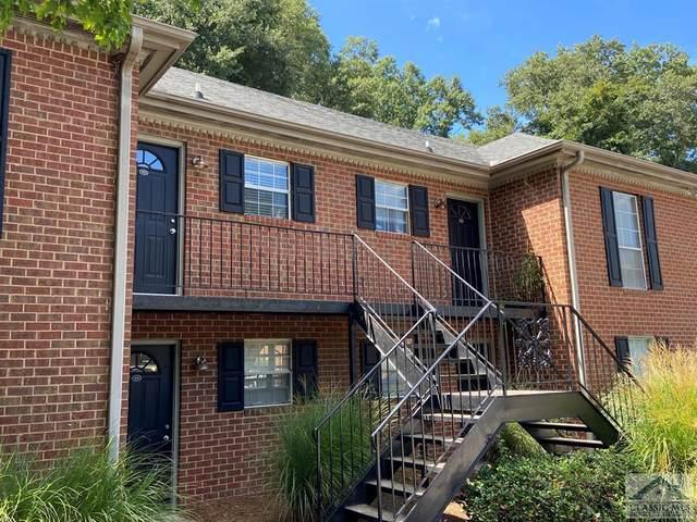 1055 Baxter Street #503, Athens, GA 30606 (MLS #983568) :: Keller Williams