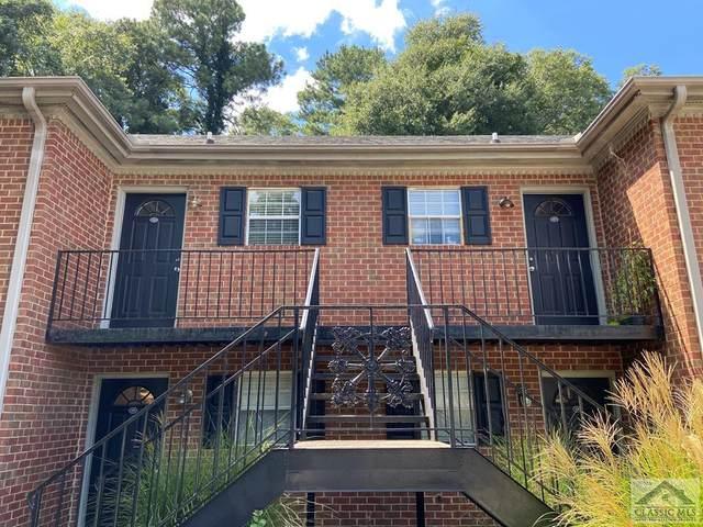 1055 Baxter Street #507, Athens, GA 30606 (MLS #983570) :: Keller Williams