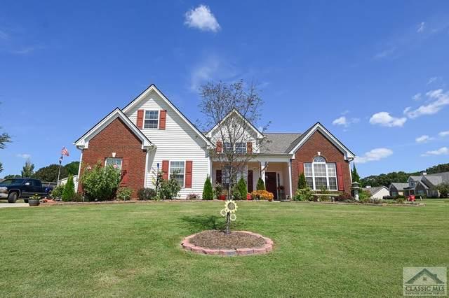 170 Buroak Drive, Jefferson, GA 30549 (MLS #983582) :: Signature Real Estate of Athens