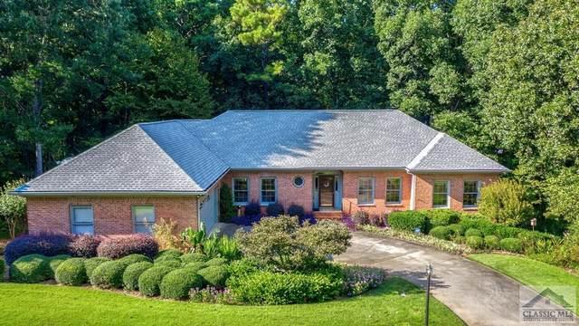 150 Woodhaven Circle, Athens, GA 30606 (MLS #983591) :: Todd Lemoine Team