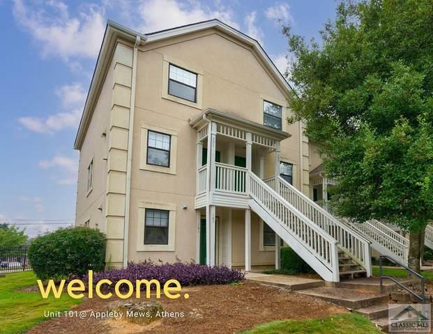 210 Appleby Drive #101, Athens, GA 30605 (MLS #983593) :: Todd Lemoine Team