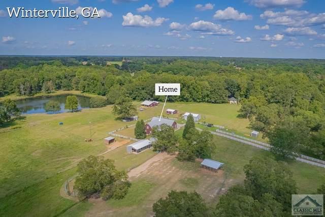 202 Beaverdam Road W, Winterville, GA 30683 (MLS #983615) :: Keller Williams