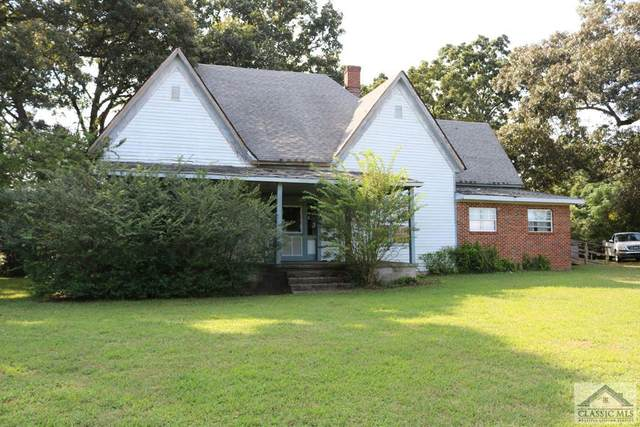 722 Griffith Road, Danielsville, GA 30633 (MLS #983623) :: Signature Real Estate of Athens