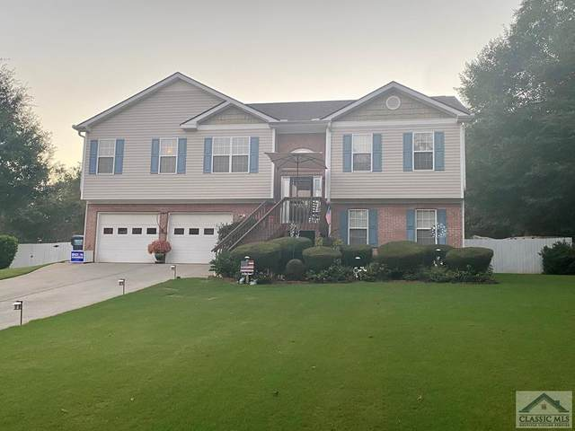 93 Sawdust Trail, Nicholson, GA 30565 (MLS #983636) :: Signature Real Estate of Athens