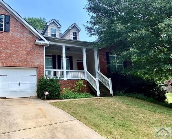 140 Carrie Lane, Hull, GA 30646 (MLS #983646) :: Signature Real Estate of Athens