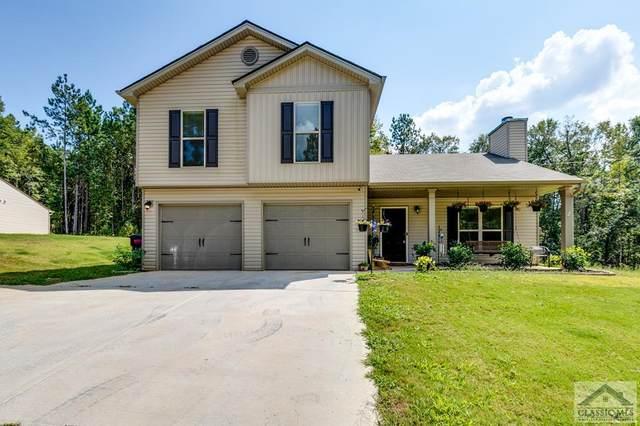 847 Shoal Creek Road, Colbert, GA 30628 (MLS #983655) :: Athens Georgia Homes