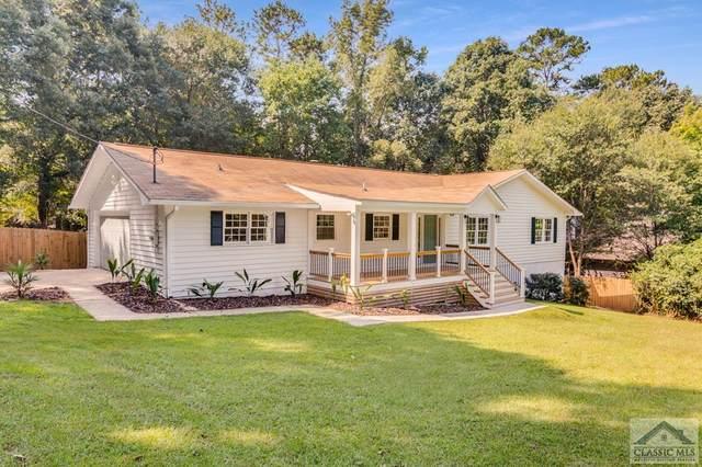 145 St Pauls Drive, Athens, GA 30606 (MLS #983657) :: Signature Real Estate of Athens