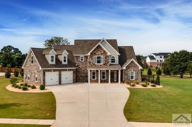 2393 Princeton Drive, Bogart, GA 30622 (MLS #983659) :: Athens Georgia Homes