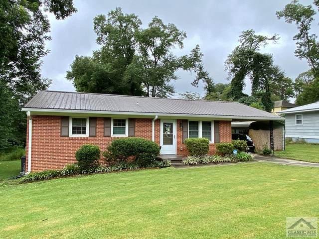 106 Cherry Lane, Athens, GA 30601 (MLS #983667) :: Athens Georgia Homes