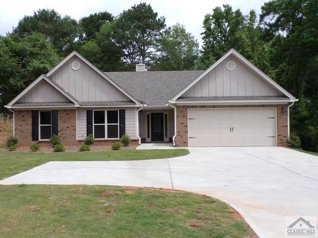 1237 Ernest Elder Road, Winder, GA 30680 (MLS #983706) :: Signature Real Estate of Athens